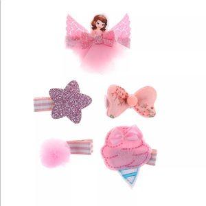 Other - 4 piece Handmade Hair Accessories
